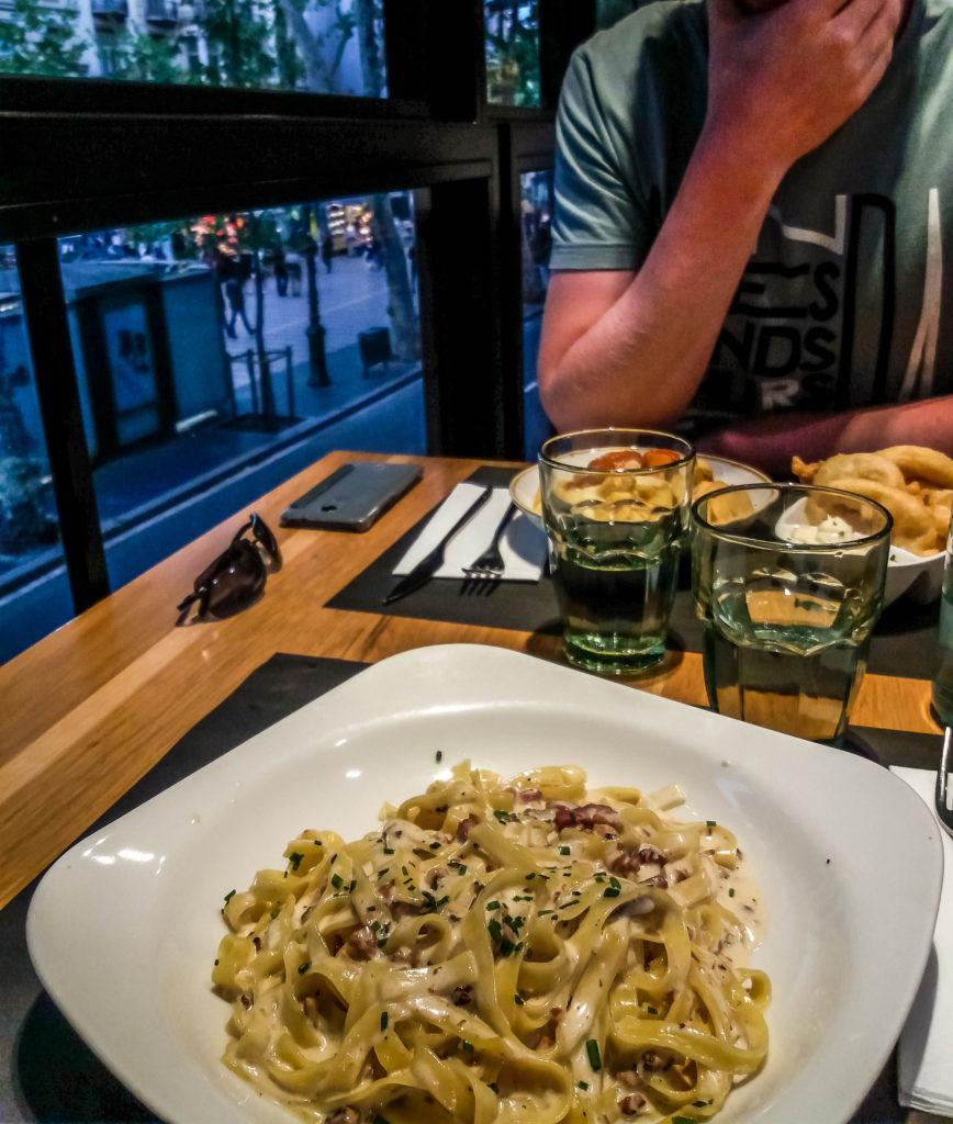 Restaurant-la-Poma-Les Ramblas-Bracelone