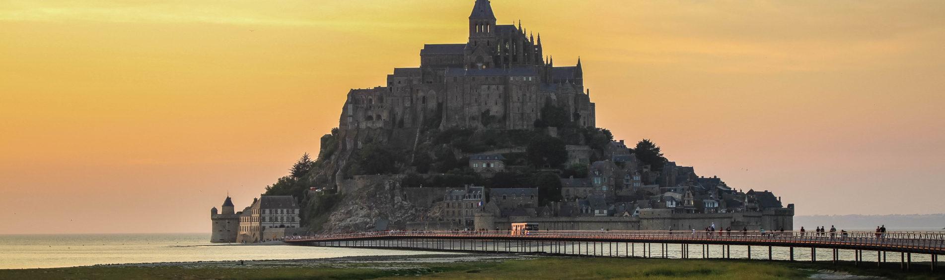 Découvrir le Mont Saint Michel