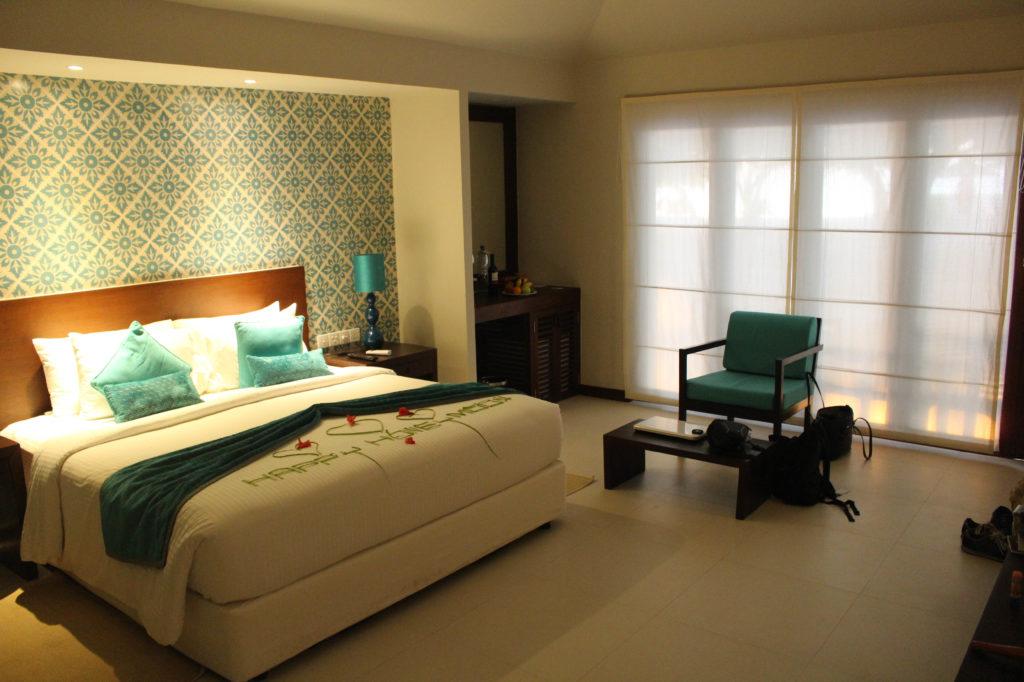Beach villa, North male atoll, hôtel adaaran