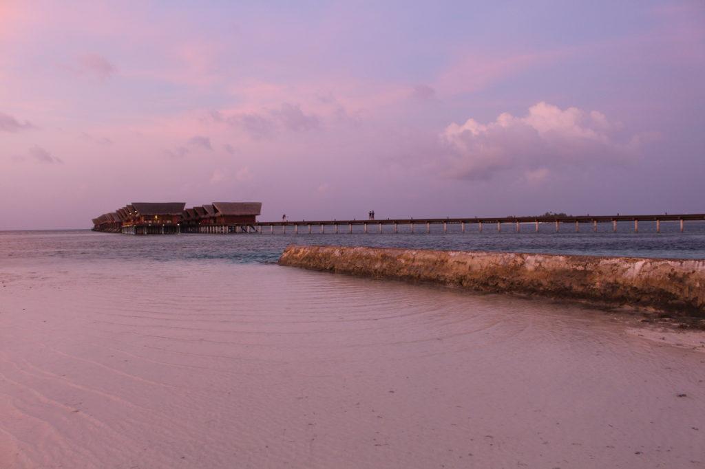 Pilotis-Maldives