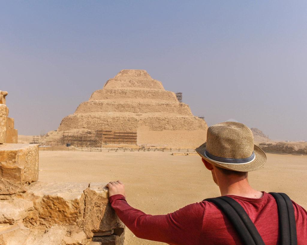 Pyramide-Saquaarah