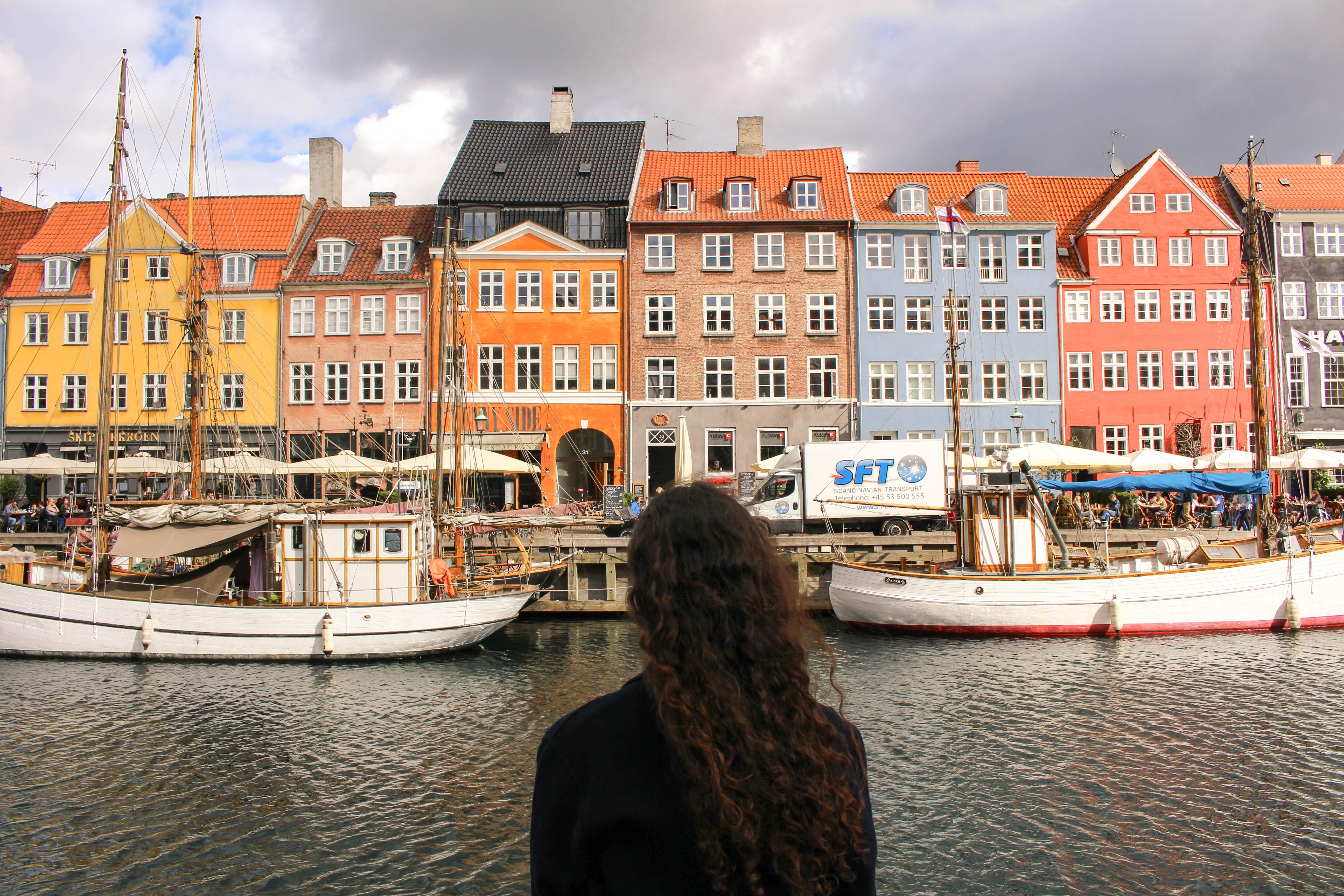 Copenhague-nyhavn