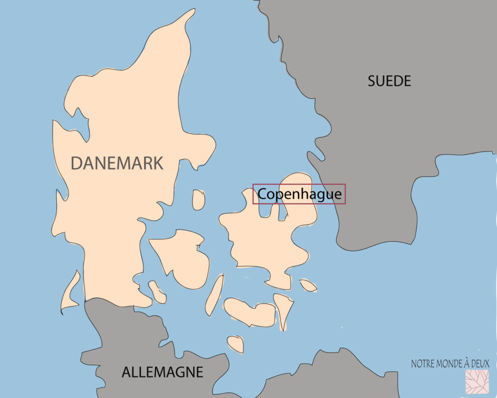 carte-Danemark