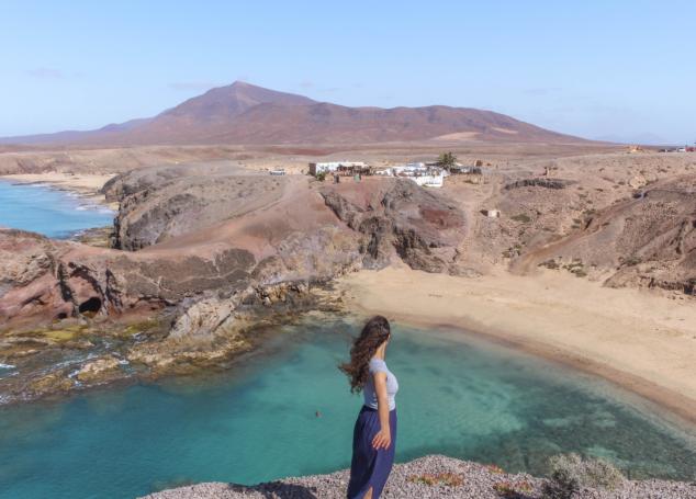 Que faire à Lanzarote en 1 semaine ?