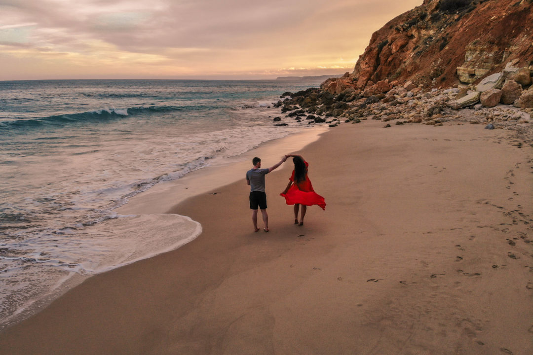 Praia do canavial-Algarve