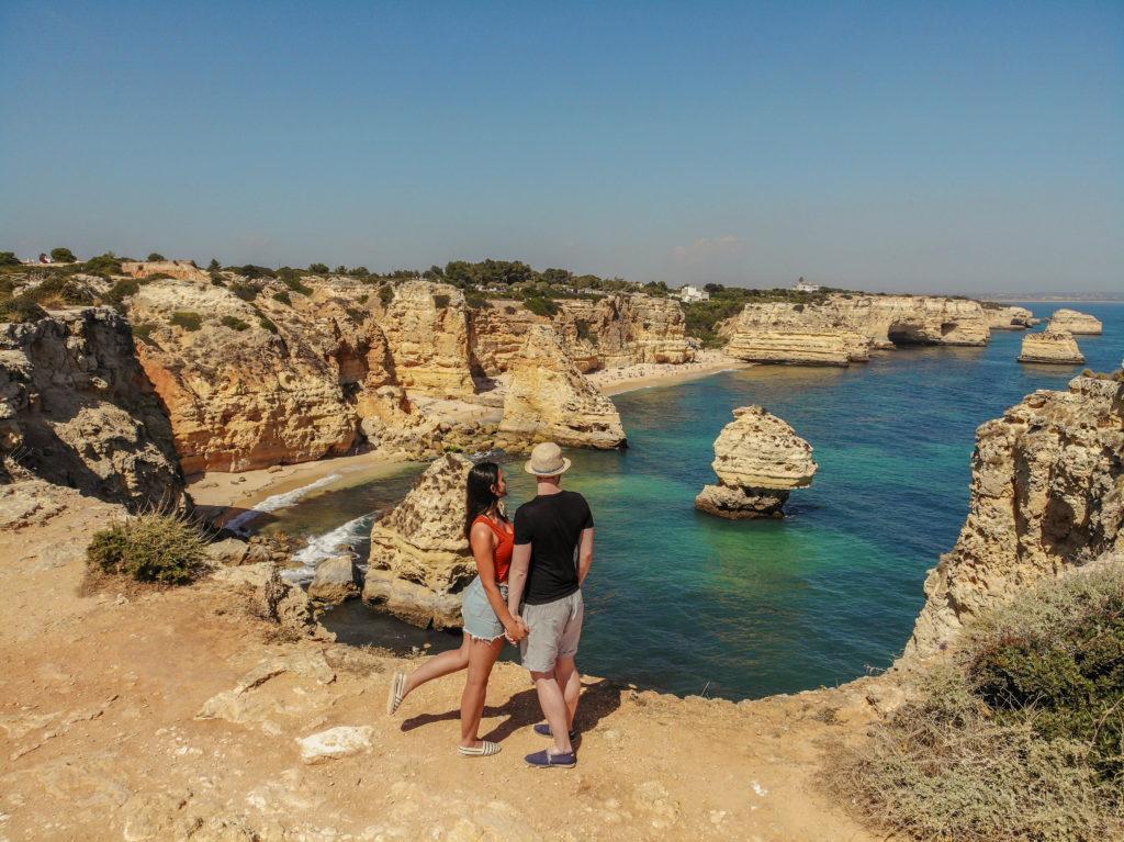 Praia-da-Marinha-Algarve