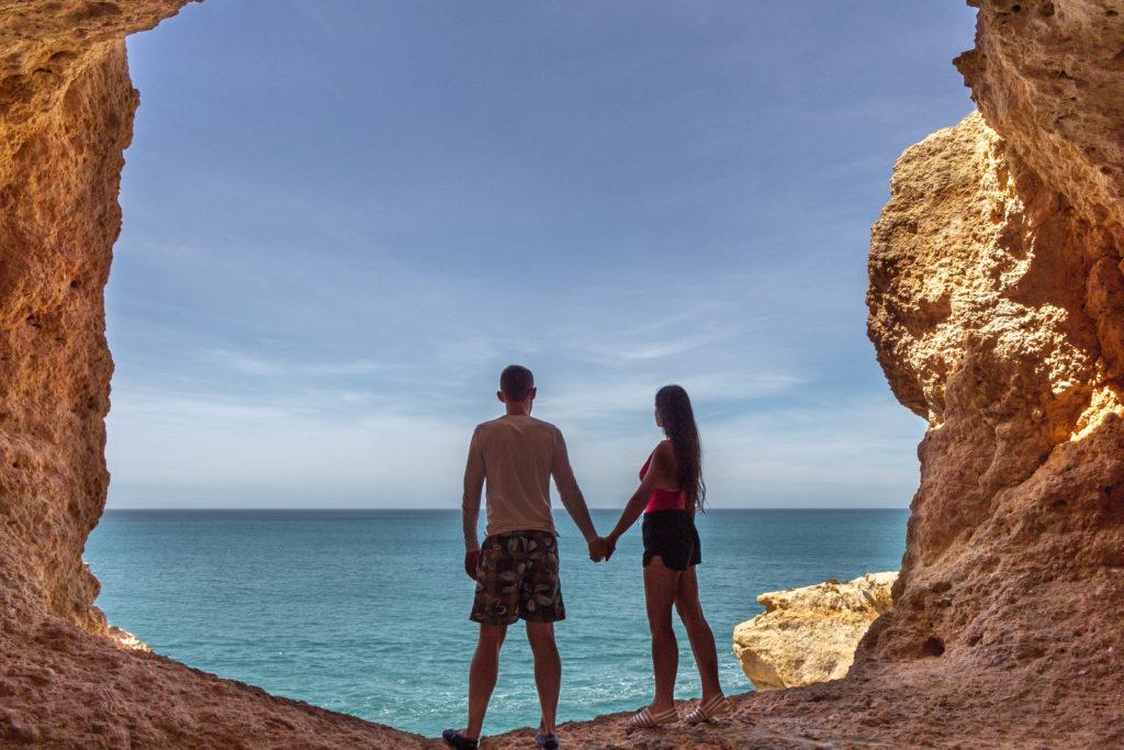 Algar-seco-Algarve