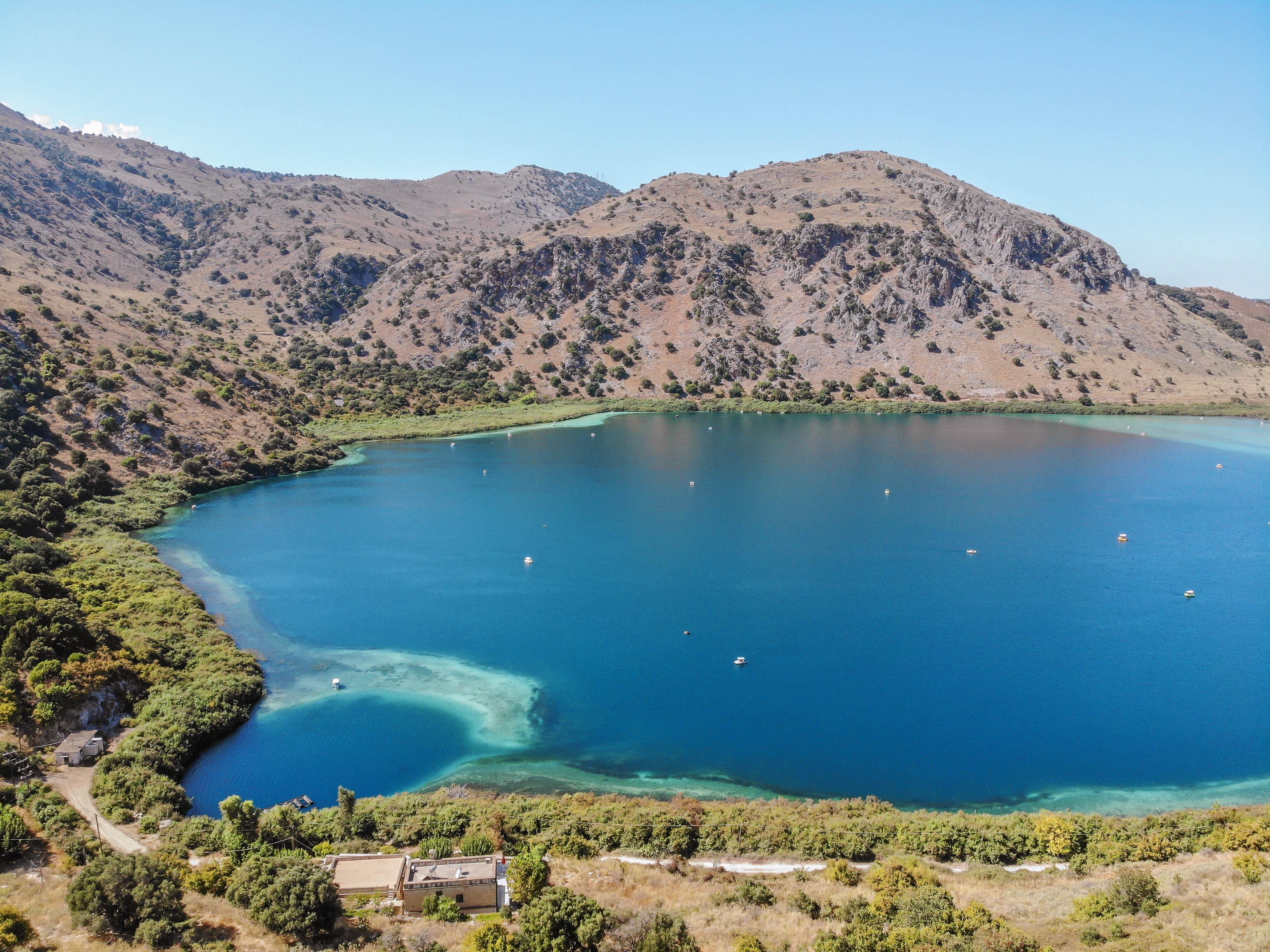 Lac-de-kournas-kournas-lake-crete