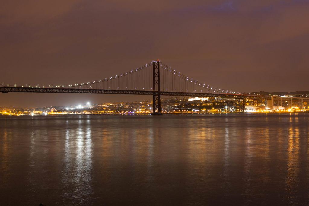 pont 25 avril lisbonne