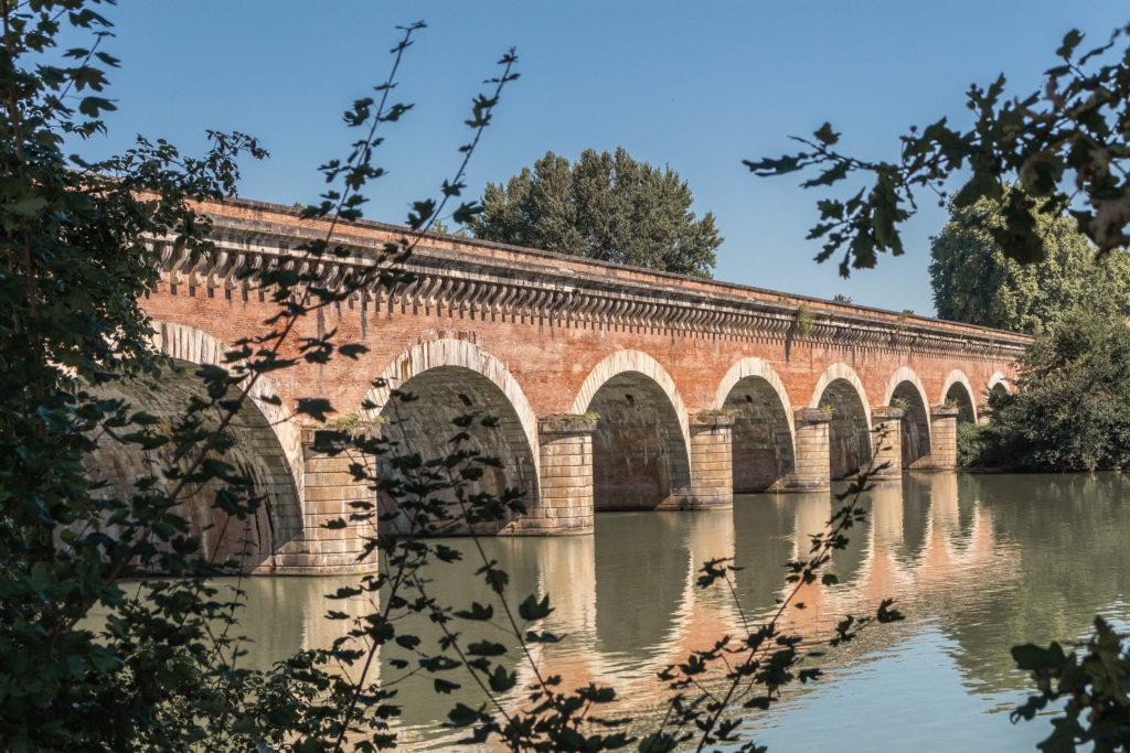 pont canal du cacor
