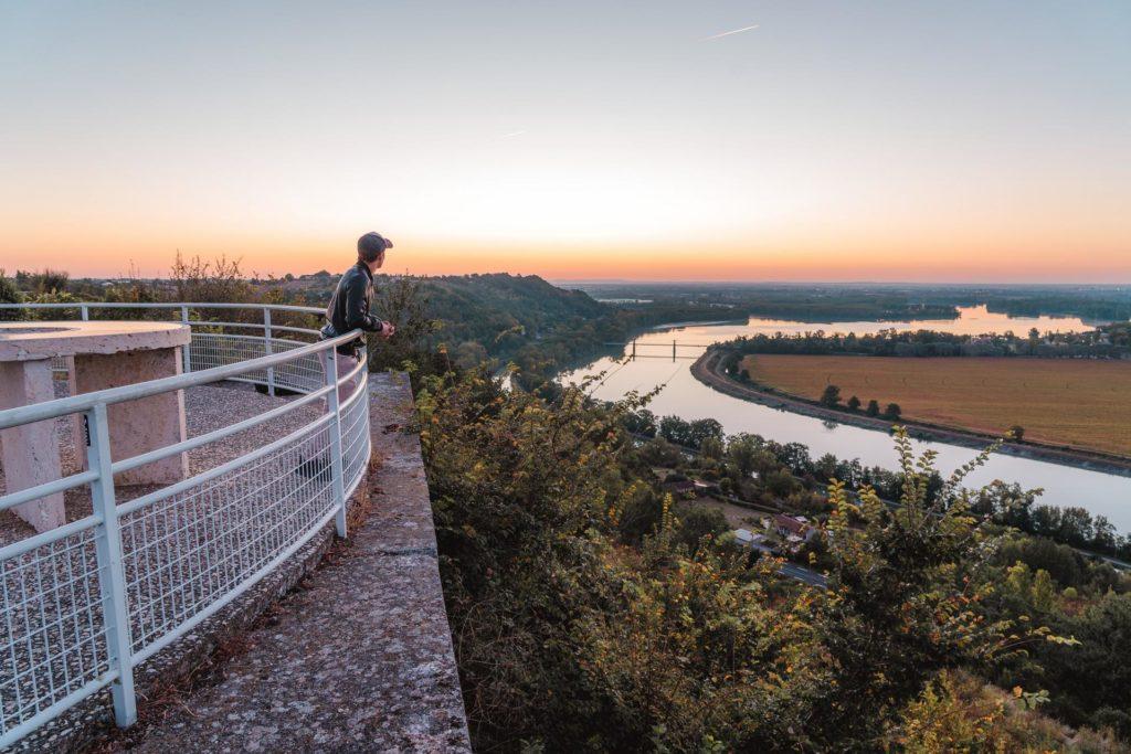 Point de vue du Boudou